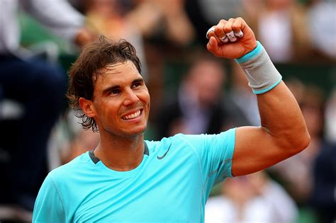 Nadal cruises into French Open quarters in style