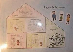 Piece De La Maison En Anglais : le jeu de la maison l 39 cole de crevette ~ Preciouscoupons.com Idées de Décoration