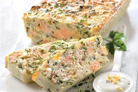 comment faire de la cuisine terrine saumon truite recette facile gourmand