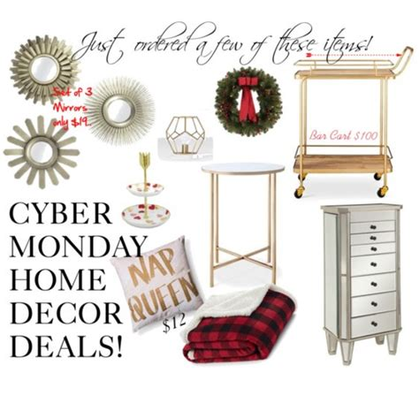 Cyber Monday Home Decor Deals Too Sweet To Miss