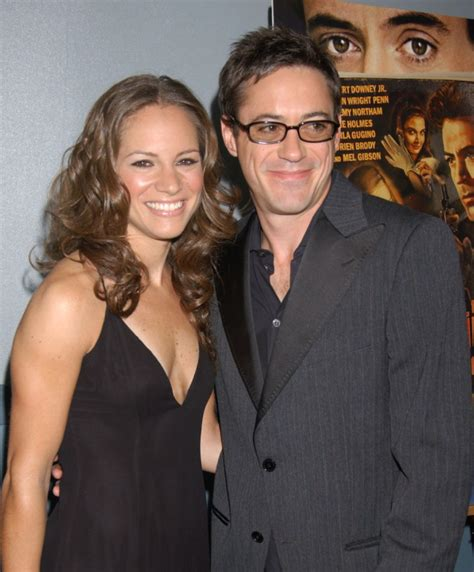 Robert Downey Jr. on Wife Susan: