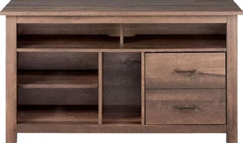 cabinet kitchen tv best buy insignia gaming tv cabinet for most tvs up to 55 quot brown ns 9524