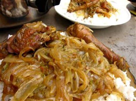 cuisines senegalaises poulet yassa recettes de cuisine sngalaise recipes dishmaps