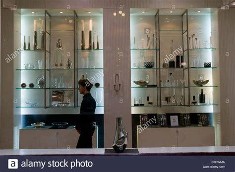 Georg Jensen Silver And Glassware Design Showroom In