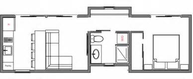 one bedroom cabin plans modhaus adds contemporary flair to tiny house movement