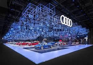 Audi Paris 2016 Metron Eging GmbH