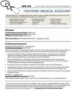 resume examples templates how to make medical assistant With how to make a medical resume