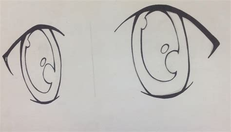 Anime Eyes Looking Left How To Draw Anime Eyes The Anime World