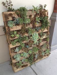 17 meilleures idees a propos de mur vegetal palette sur With mur vegetal exterieur a faire soi meme