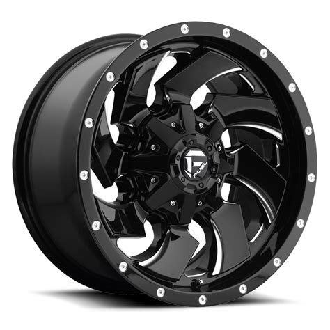 Fuel 1 Piece Wheels Cleaver   D574 Wheels   SoCal Custom
