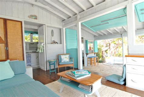 Aqua Colored Home Decor: Caribbean Style House Plans In Aqua Colors