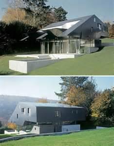Modern Homes Futuristic House