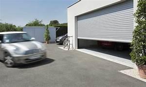 Porte De Garage Motorisée Somfy : porte garage lectrique somfy moteur lectrique pour ~ Edinachiropracticcenter.com Idées de Décoration