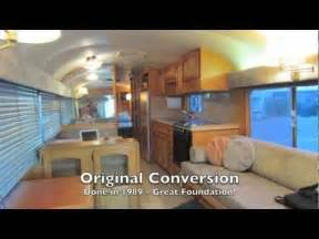 School Bus RV Conversion Floor Plans