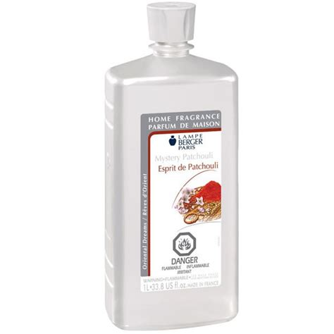 le berger mystery patchouli fragrance oil 1 liter
