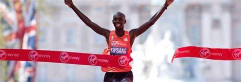 zapatillas corrio el ganador del maraton de londres