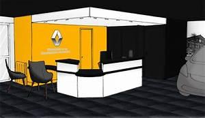 Garage Renault Paris 11 : relooking garage renault matignon l 39 atelier des couleurs ~ Gottalentnigeria.com Avis de Voitures