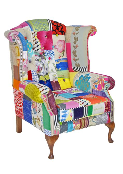 cathaoir mad hatter wingback chair bespoke