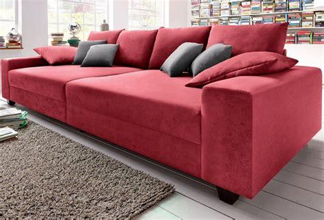 Big-sofa, Wahlweise Mit Rgb-led-beleuchtung Kaufen