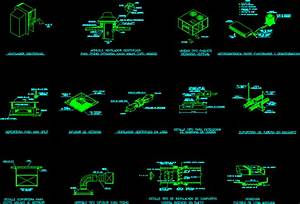 Details Air Conditioning DWG Detail for AutoCAD • Designs CAD
