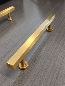 25 best ideas about brass drawer pulls on pinterest With what kind of paint to use on kitchen cabinets for mid century brass wall art