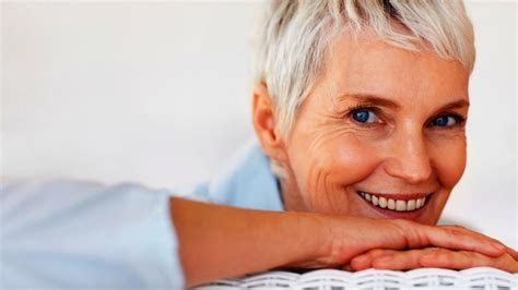 Short Hairstyles For Women Over 50 The Xerxes