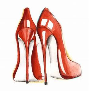 118 best images about Shoe design sketches on Pinterest ...