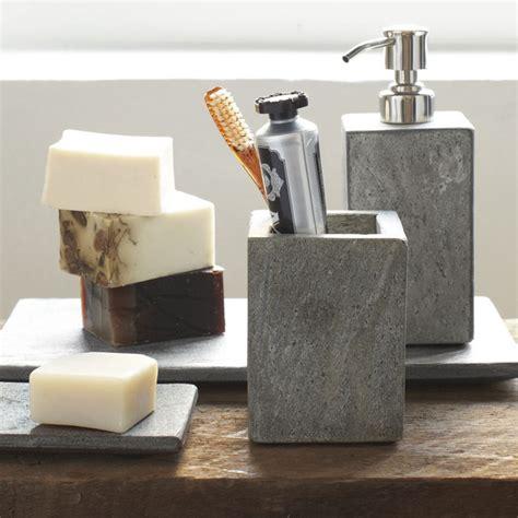 Spa Accessories For Bathroom by Slate Bath Accessories Contemporary Bath Spa