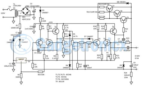 bench lab power supply     gadgetronicx