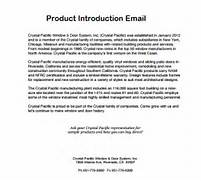 Product Launch Email Archives Sample Letter Business Introduction Letter Template Sample Form How To Write A Letter Introducing Company Cover Letter Sample Business Letter Of Introduction For A Product