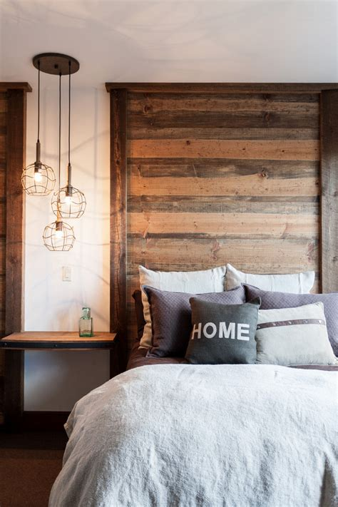 Modern Rustic Bedroom Retreats   MountainModernLife.com