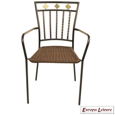 europa leisure alicante patio table with murcia chairs