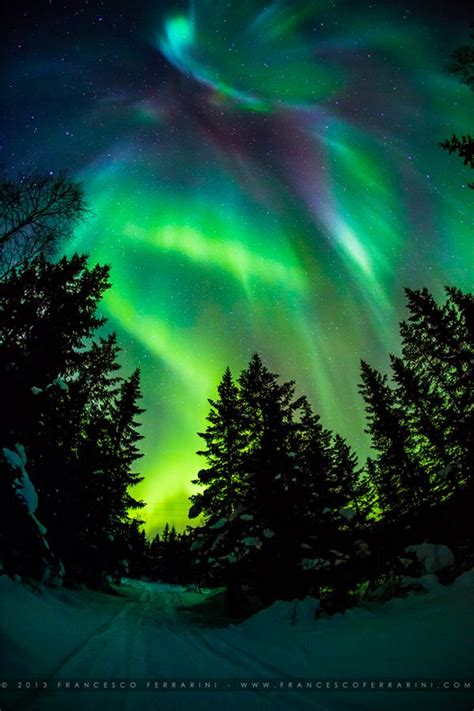 where are the northern lights top 10 most stunning photos of the northern lights top