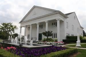 a white wedding chapel white house wedding chapel by lavdas warren michigan