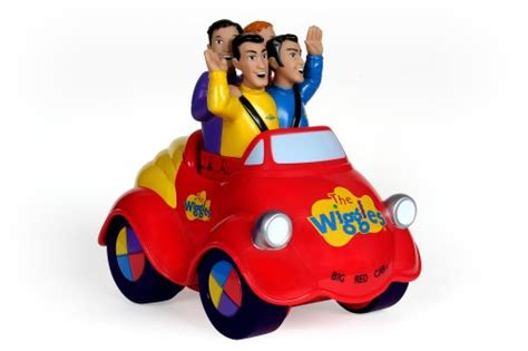 wiggles big red car toys  hard  find  gifts