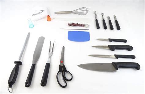 mallette couteau cuisine professionnel mallette de cuisine 20 pièces deglon unie