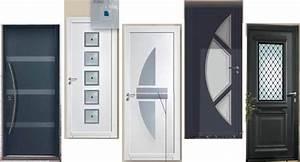 portes pvc ou aluminium barrel cdm With porte entrée pvc ou alu