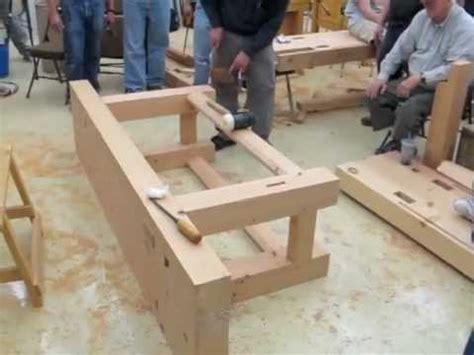 build  french workbench  douglas fir youtube