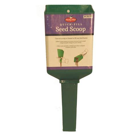 perky pet bird seed scoop 342 the home depot