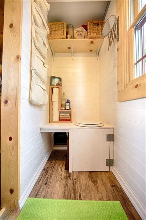 tiny tack house rustic bathroom seattle