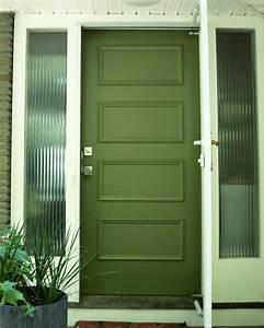 comment peindre une porte d39entree bricobistro With peindre une porte d entree