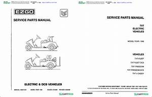 Ez Go Golf Cart Manual  U0026gt  Alebiafricancuisine Com