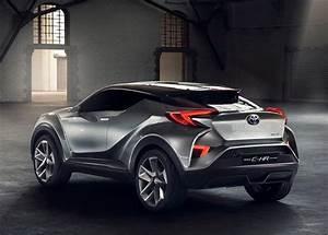 Toyota Chr Noir : toyota c hr le crossover hybride proche de la s rie photos ~ Medecine-chirurgie-esthetiques.com Avis de Voitures