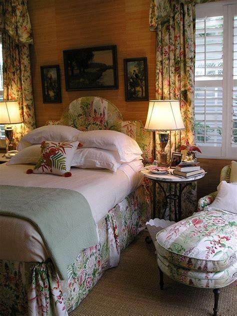 cozy cottage bedroom   comfy  guests  bed