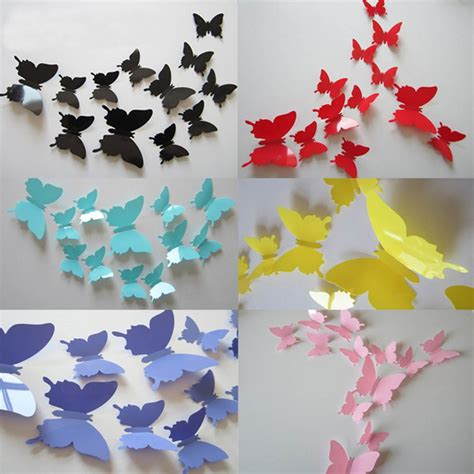 Hey momoluvers, it's momo and today i'll be making this awesome wall decor for any lover of attention to detail. Room Origami Butterfly Wall Decor - Jadwal Bus