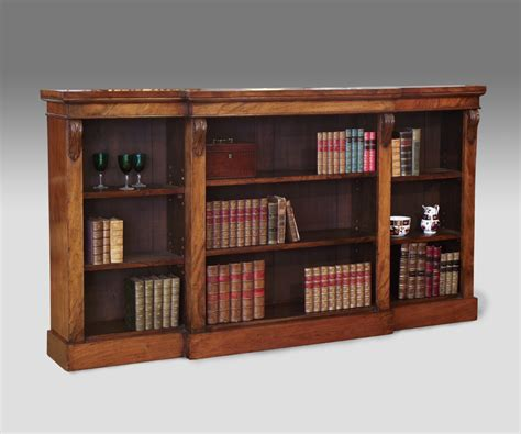 Bookshelves Uk by Antique Breakfront Bookcase Bookcase