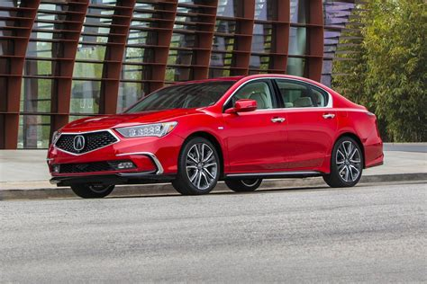 2018 Acura Rlx Pricing  For Sale Edmunds
