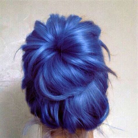 Hair With Blue by 1000 Ideas About Blue Hair Colors On Blue