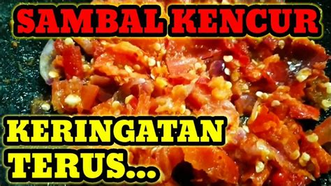 Masakan khas sunda mempunyai banyak penggemar di seluruh indonesia, terutama untuk masyarakat yang tinggal di pulau jawa. Sambal Kencur Sunda - Resep Sambal Kencur Mentah - YouTube