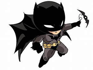 Mini Batman Clipart Image Png